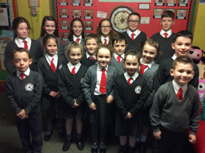 Our magnificent School Council Members