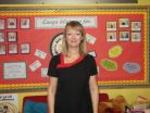 Mrs. Carson  - Secretary and Classroom Assistant